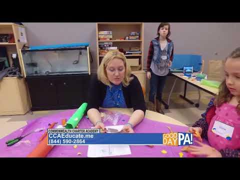 PA Cyber School Teachers - CCA on Good Day PA