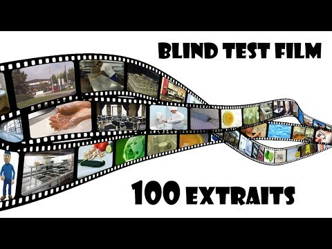 Le Grand Blind test film (100 extraits)