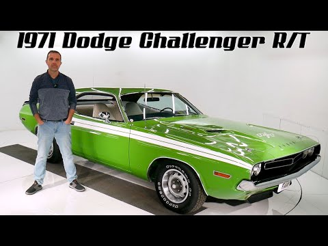 1971 Dodge Challenger R/T for sale at Volo Auto Museum (V18690)