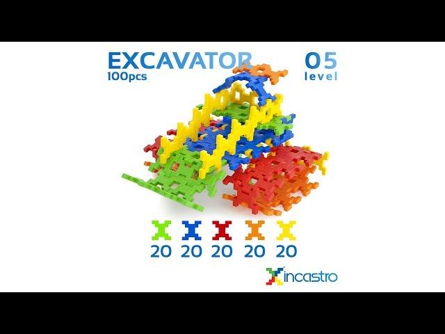 INCASTRO | Level 5 | Excavator