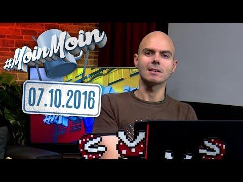 #MoinMoin mit Gregor | Nudelmuseum in Sachsen, Griechisches SocialEating, Orlando Bloom | 07.10.2016