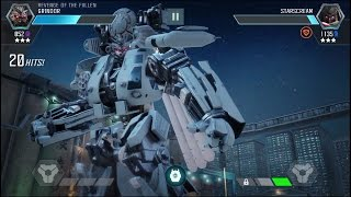 Grindor Gameplay - Transformers: Forged to Fight