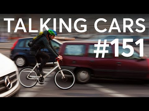 Cyclist/Motorist Etiquette, Mitsubishi Eclipse Cross | Talking Cars with Consumer Reports #151