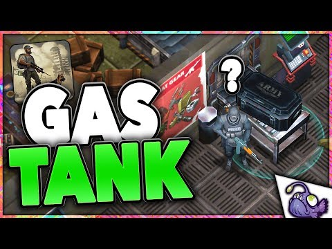 NEED THE GAS TANK! // Last Day on Earth Survival