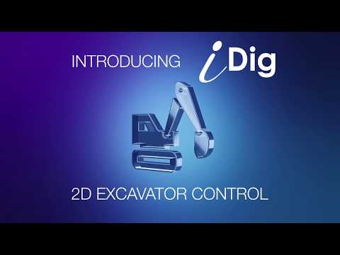IDig - Affordable Machine Control For Your Excavator