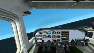 Flight Simulator 2002 - Gameplay PC (HD)