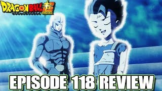 Dragon Ball Super Episode 118 Review Accelerated Tragedy Vanishing Universes...