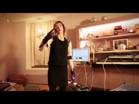 Imogen Heap on her Mi.Mu music-making gloves