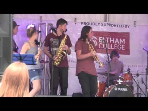 Watercolour Eltham Festival