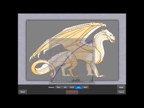 Template Coloring Wings Of Fire Tutorial