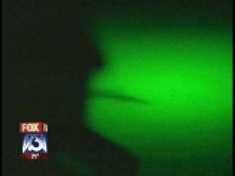 deep glow underwater lights fox news story youtube