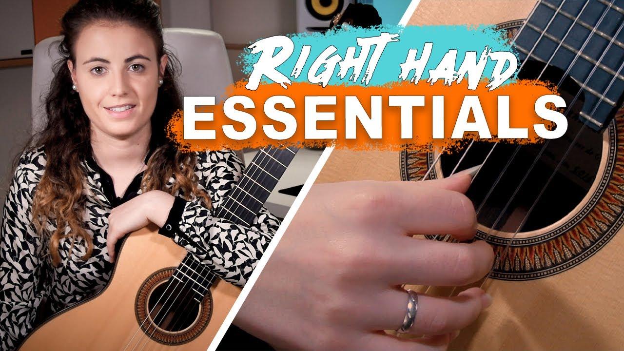 Right Hand Essentials (tutorial)