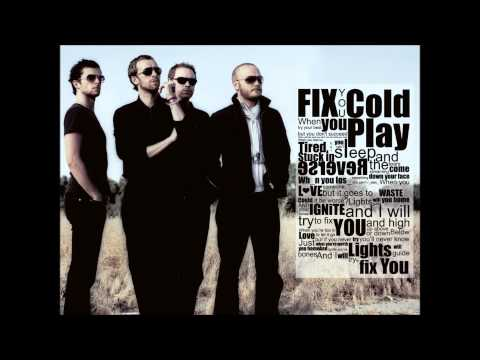Coldplay - Fix You (rock cover)