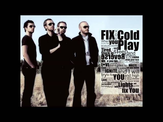 Coldplay - Fix You (Lyrics Review and Song Meaning
