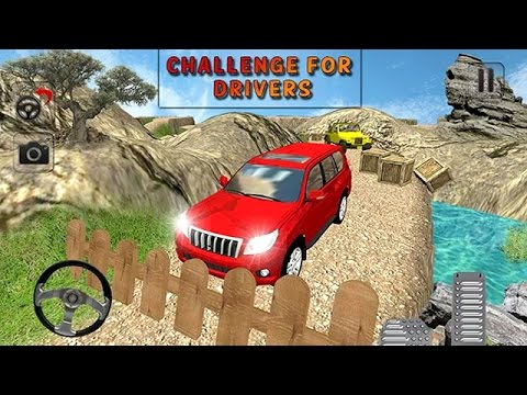 Crazy OffRoad Prado Driving (by LagFly) Android Gameplay [HD]