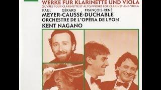Max Bruch - Romance for Viola & Orchestra - Andante con moto - Gérard Caussé