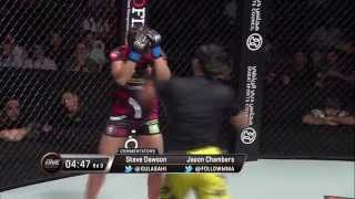 ONE FC: REIGN OF CHAMPIONS - Fight 1: Ana Julaton vs Ann Osman