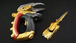 仮面ライダー ドライブ 怪盗短剣 DXルパンガンナー&ルパンブレードバイラルコア Kamen Rider Drive DX Lupin Gunner & Lupin Blade Viralcore thumbnail