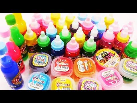 Смешиваем краски. Как сделать? Обучающие и развивающие мультики, обзоры детских игрушек