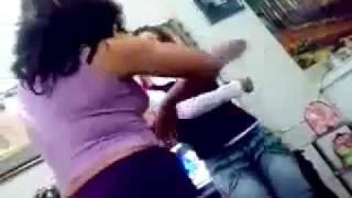 Arab Girl Iraq Dance   مذیعات قناة فیحـاء عراقیة شهد وشمس
