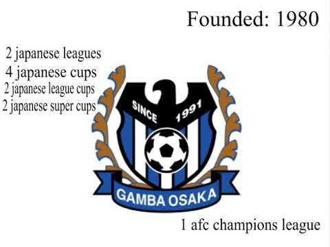 ΥΜΝΟΣ ΓΚΑΜΠΑ ΟΣΑΚΑ / ANTHEM OF GAMBA OSAKA / ガンバ大阪 アンセム