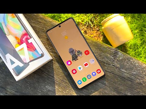 Samsung Galaxy A71  71 Days Later!