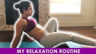 My Relaxation and Anti-Anxiety Routine | Michelle Khare