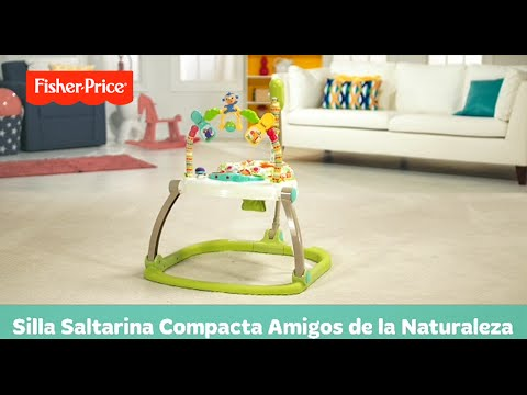 Fisher-Price Silla Saltarina Compacta