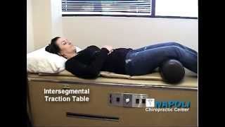 Intersegmental Traction Table, Napoli Chiropractic Center