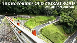 Old Zigzag Road aka Bitukang Manok at Pagbilao, Quezon │Pilot Episode (Tour 01) - [ENG SUB]