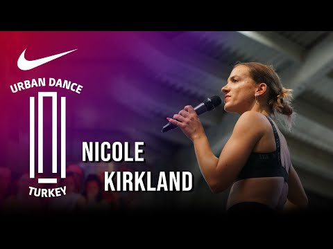 Nicole Kirkland  -  Selected Groups | Wobble up by Chris Brown @UrbanDanceTurkey2019