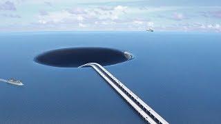 Eğer Okyanusun Altına Bir Tünel Kazsaydık Ne Olurdu?
