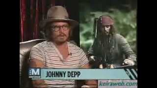 Pirates Of The Caribbean Dead Man's Chest - Keira Knightley, Johnny Depp, Gore Verbinski