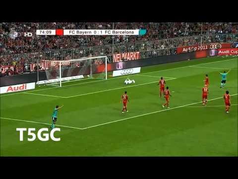 Thiago Alcantara ● Top 5 Goals ● Barcelona