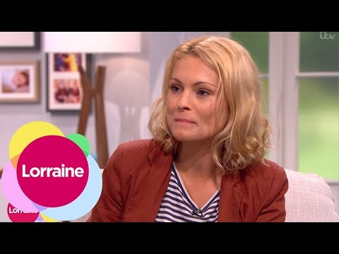 Downton Abbey Changed My Life - Myanna Buring | Lorraine ...