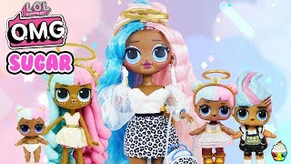 LOL OMG Makeover DIY Sugar Big Sister OMG Fashion Doll