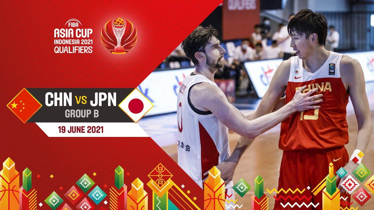 China v Japan | Full Game