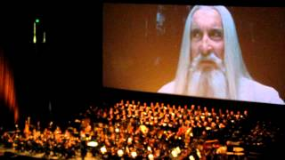 The Lord of the Rings in Concert: The Treason of Isengard live in Sacramento