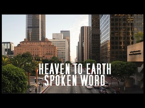 Heaven To Earth || Spoken Word Christian Poetry