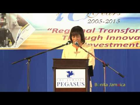 PM Portia Simpson-Miller Gives Update on Jamaica's Economic Health