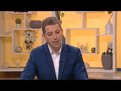 EKSKLUZIVNO - Marko Djuric objasnjava sporni video snimak - DJS - (TV Happy 14.09.2018)
