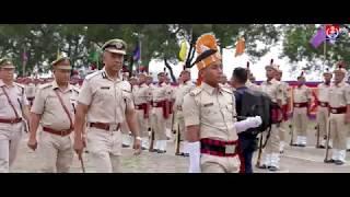 Manipur Central Jail Sajiwa Full Video   PASSING OUT PARADE (POP) 2019