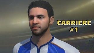 FIFA 15 : Carrière - Premiers pas