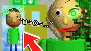 Baldi's NEW ENDING, Characters & HARD MODE! - Baldi's Basics in Education and Learning Update & Mod thumbnail