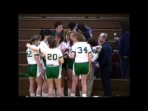 Chazy - Willsboro Girls  2-14-89