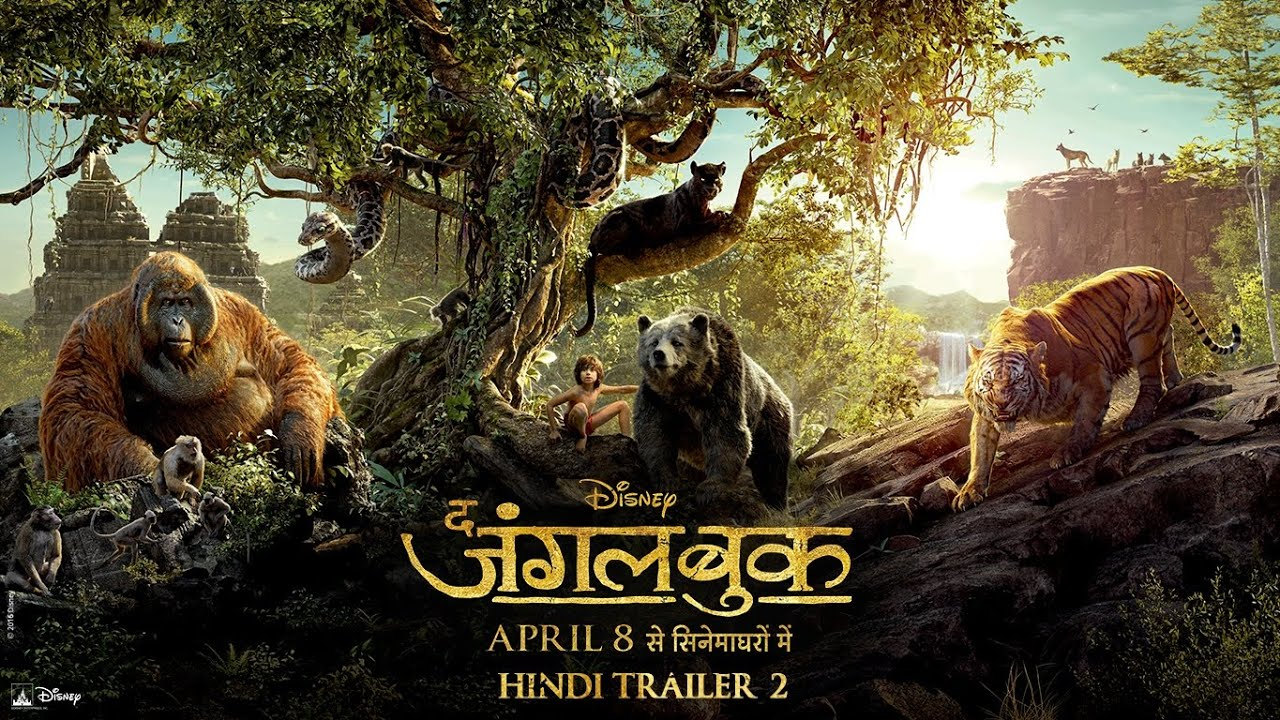 Image result for jungle book hindi