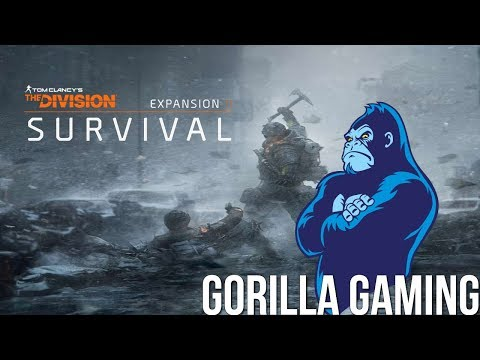 [The Division] 🦍Gorilla Gaming™| 👻🏴 Survival Commendations 🏴👻 | 🦍