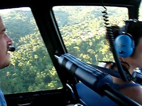 maria barroso flying dominican republic