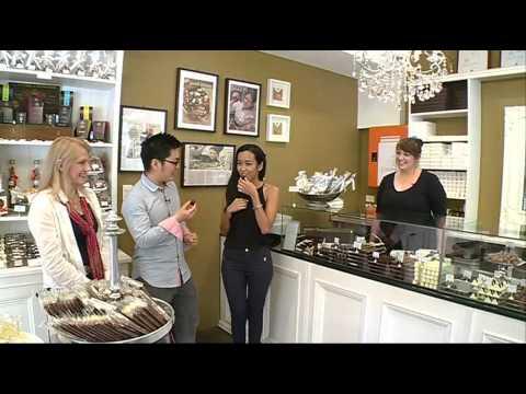 TVB Australia Sydney Chocolate Walking Tour