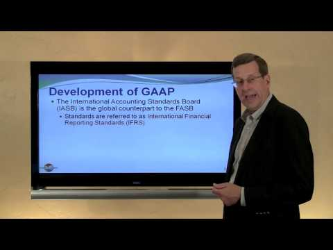 15 -- The Development of GAAP